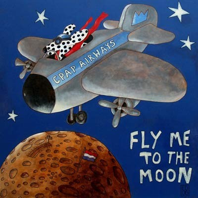 Fly me 2 the moon - 036