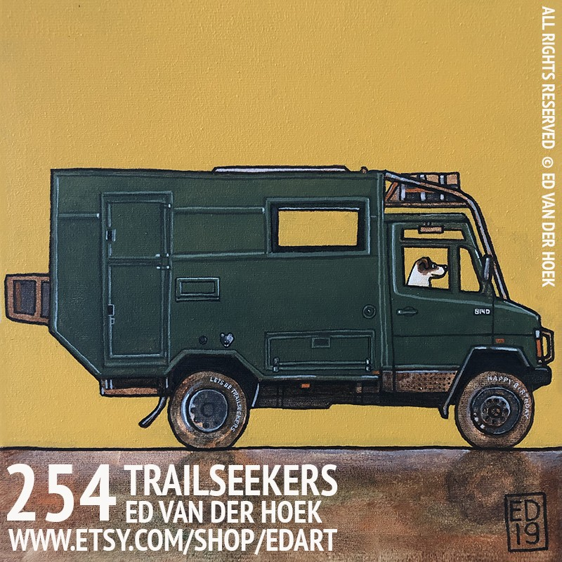 254 TRAILSEEKERS - 254