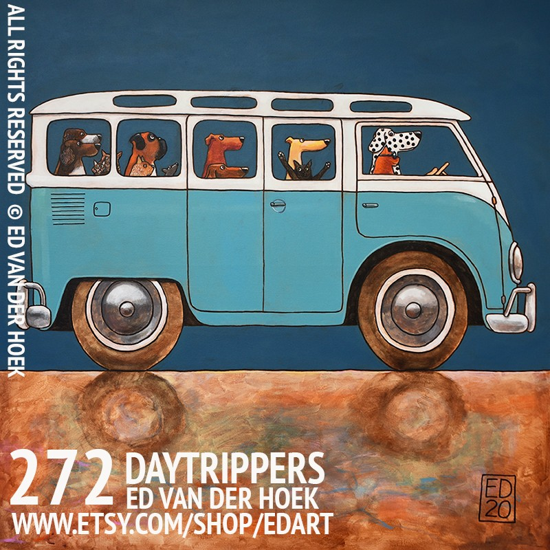272 Daytrippers - 272